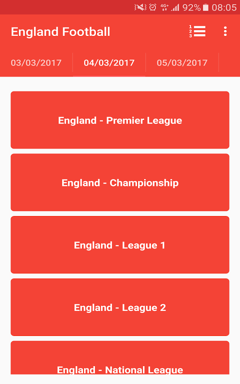 English Premier League 3.0 Screen 17