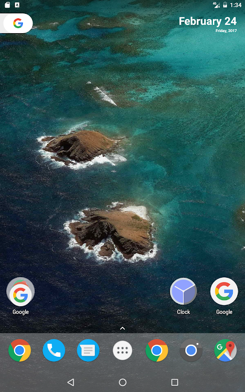 Android N Launcher Pro - Nougat 7.0 Screen 10