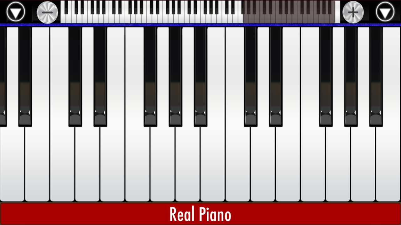 Real Piano 1.9 Screen 2