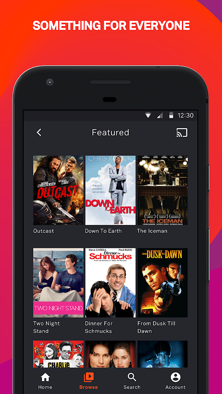 Android Tubi - Free Movies & TV Shows Screen 8