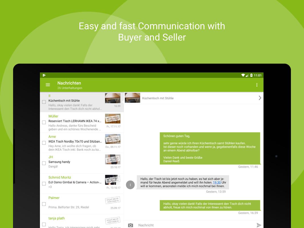 eBay Kleinanzeigen for Germany 10.3.0 Screen 9