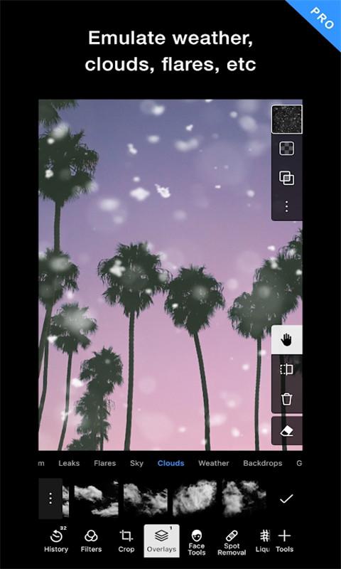 Polarr Photo Editor 5.0.5.0 Screen 2