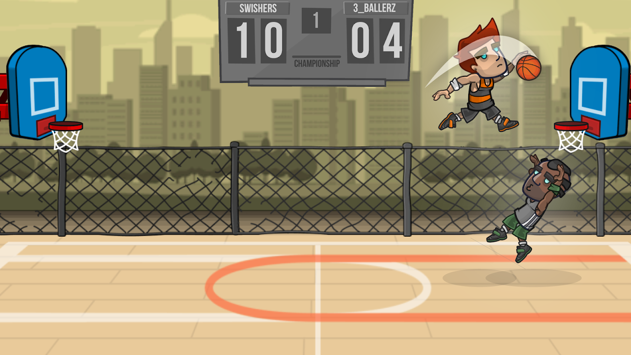 Basketball Battle 2.1.7 Screen 2