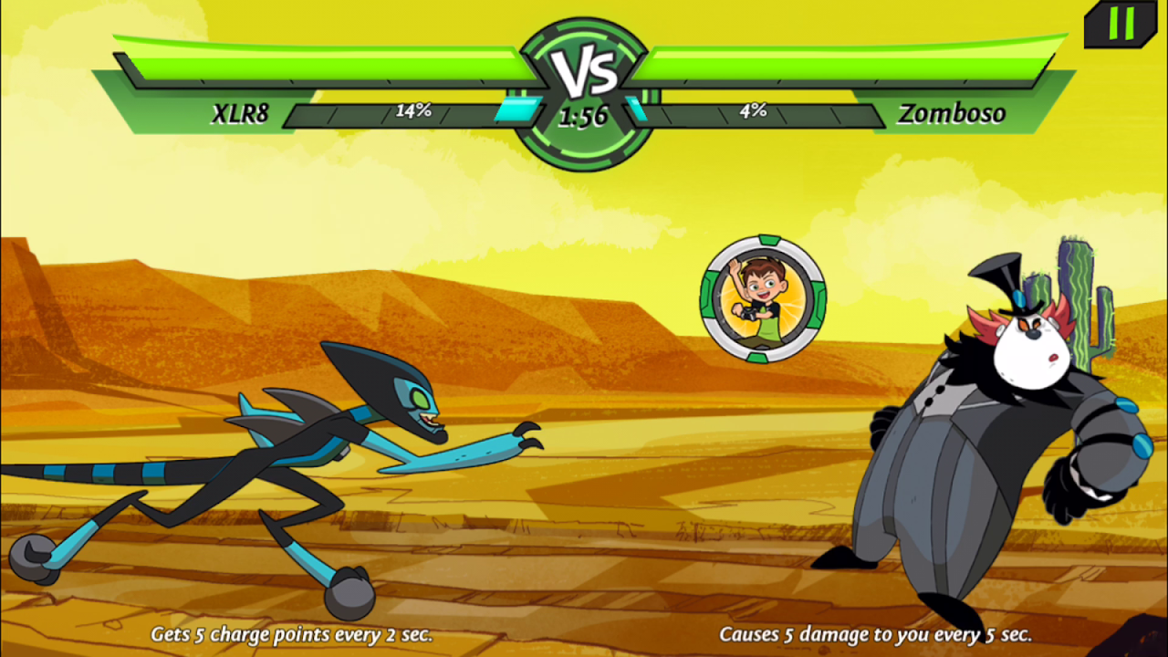 Ben 10: Alien Evolution 1.0.8-google Screen 7