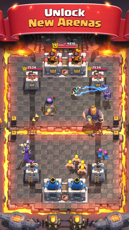 Clash Royale 2.6.1 Screen 4