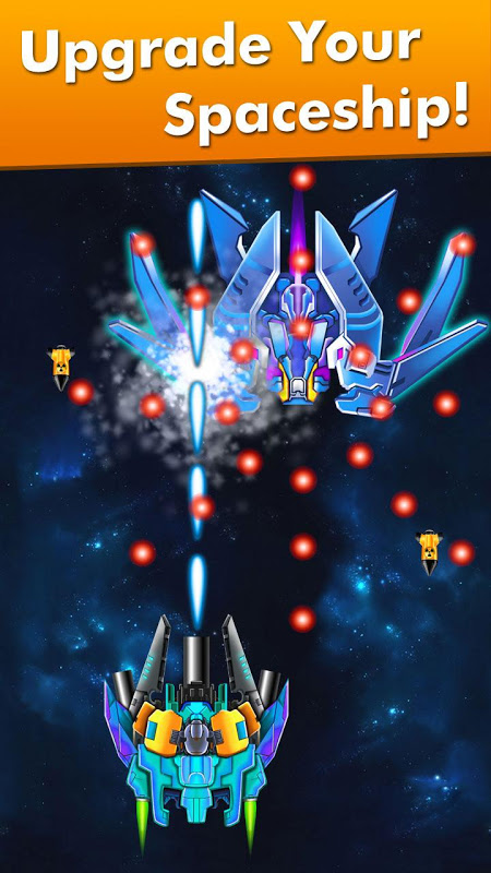 Galaxy Attack: Alien Shooter 7.13 Screen 2