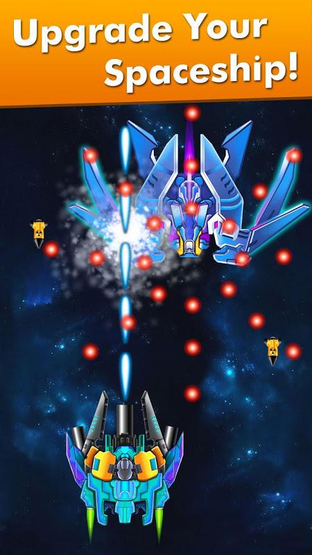 Galaxy Attack: Alien Shooter 6.43 Screen 2
