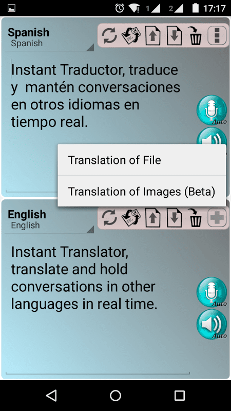 Instant Traductor 9.0 Screen 7