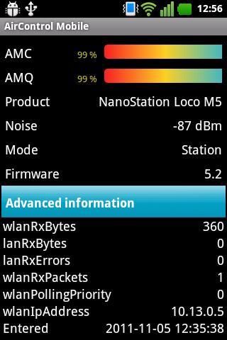 AirControl Mobile Lite 2.2 Screen 6