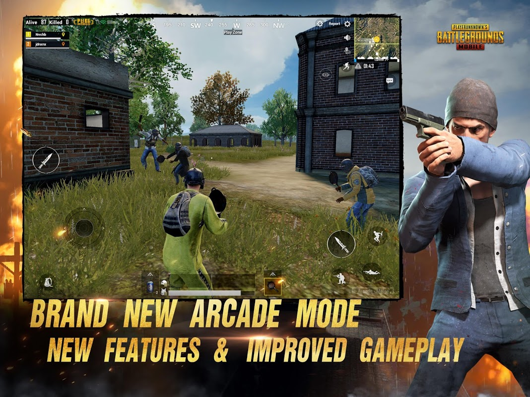 PUBG MOBILE 0.5.0 Screen 12
