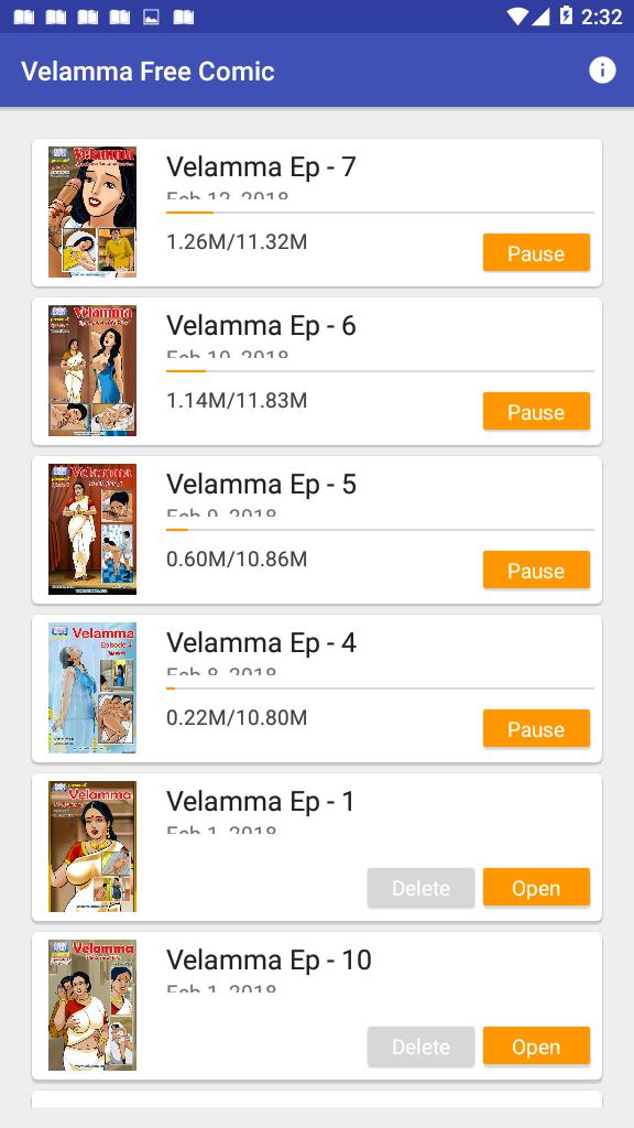 Velamma All Free Episode For Free Apks Android Apk