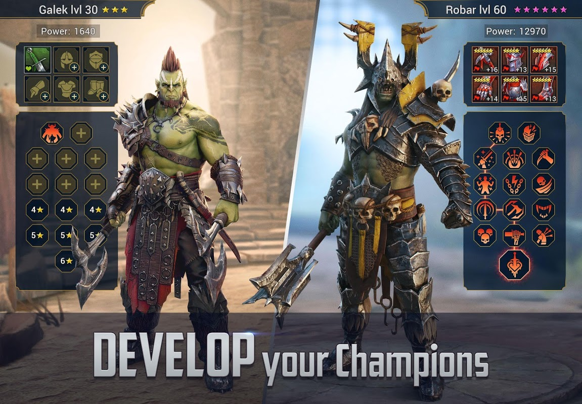 RAID: Shadow Legends 1 7 3 APK Download by Plarium Global Ltd