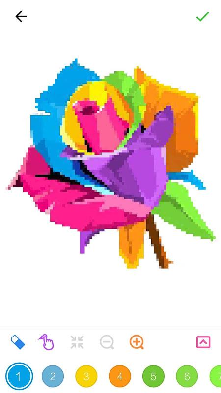 Number Coloring - Sandbox Coloring 0.9.4 Screen 4
