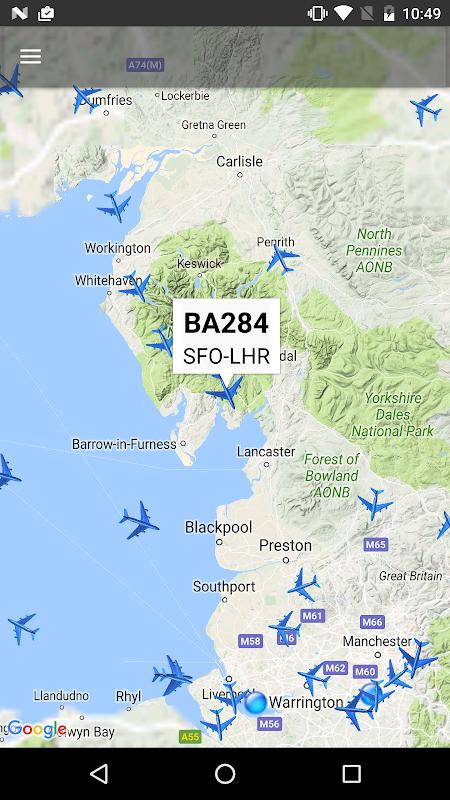 Air Traffic 5.3 Screen 1