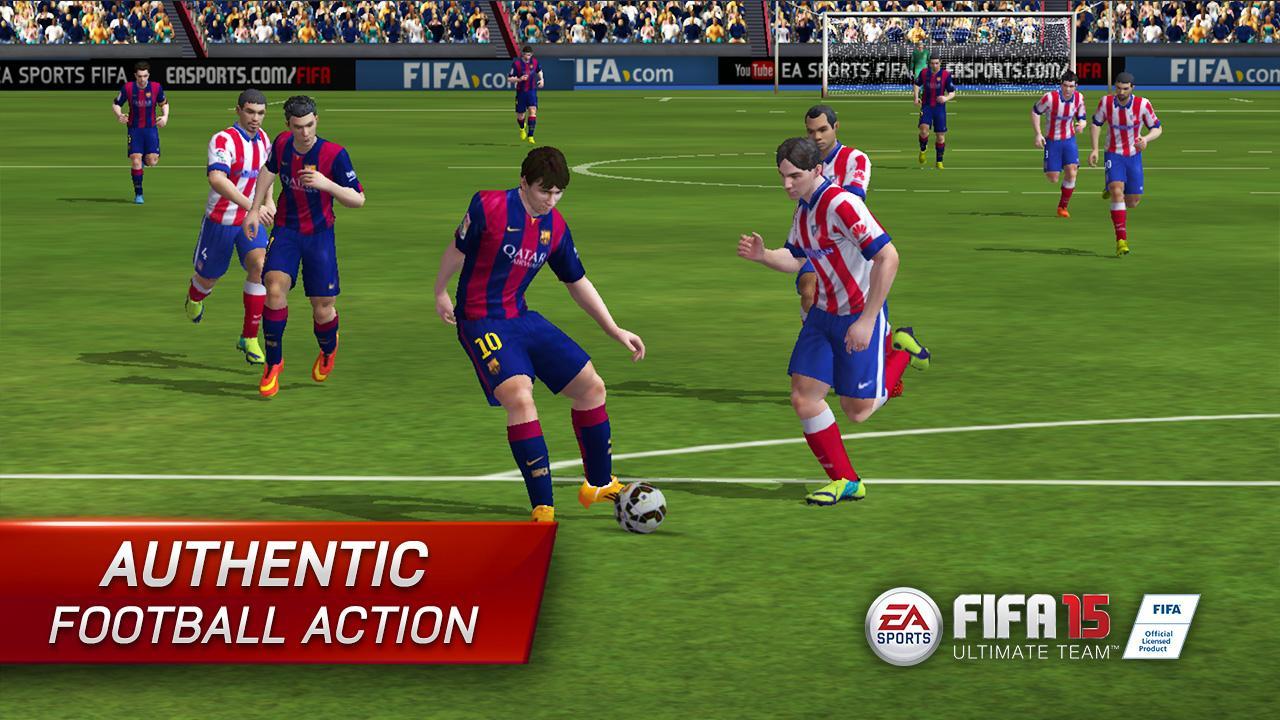 Android FIFA 15: UT Screen 6