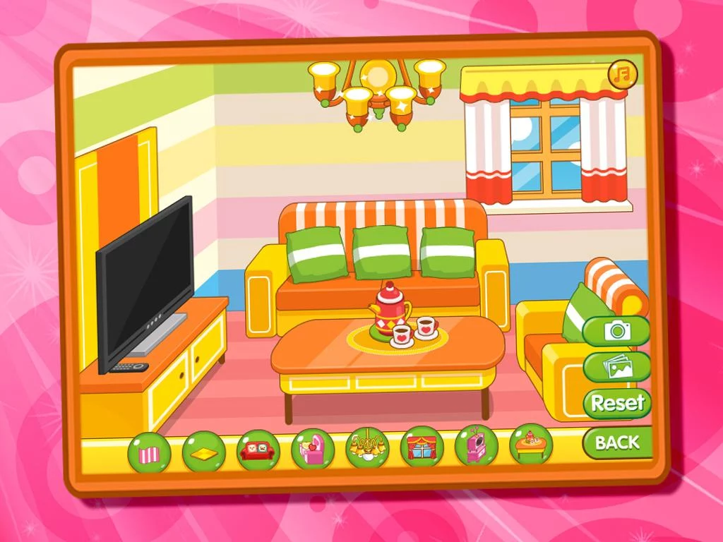 Little Princess Room Design 1 Screen 3
