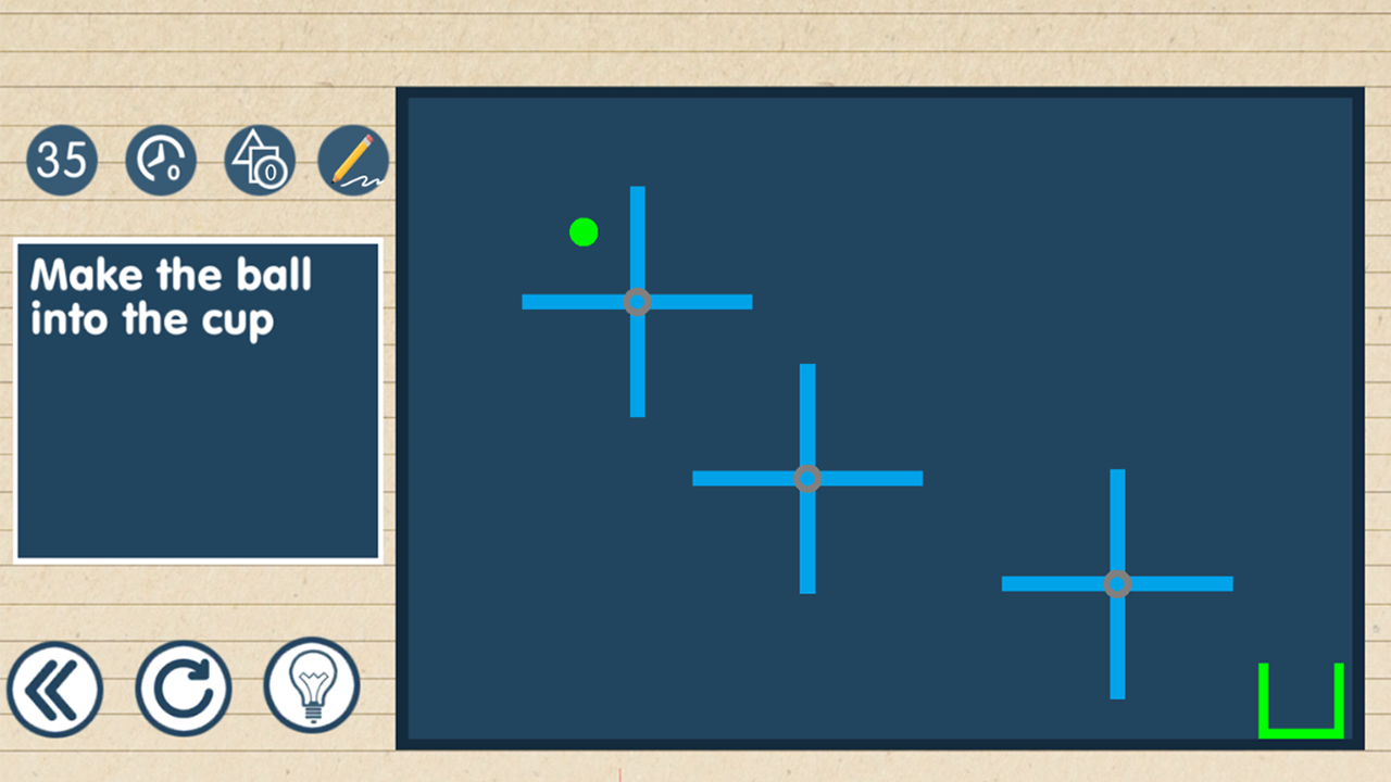 Brain on Line vs Physics Puzzle 1.0.9 Screen 4