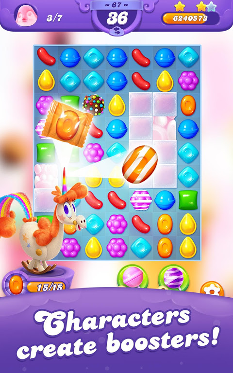 Candy Crush Friends Saga 1.18.10 Screen 9