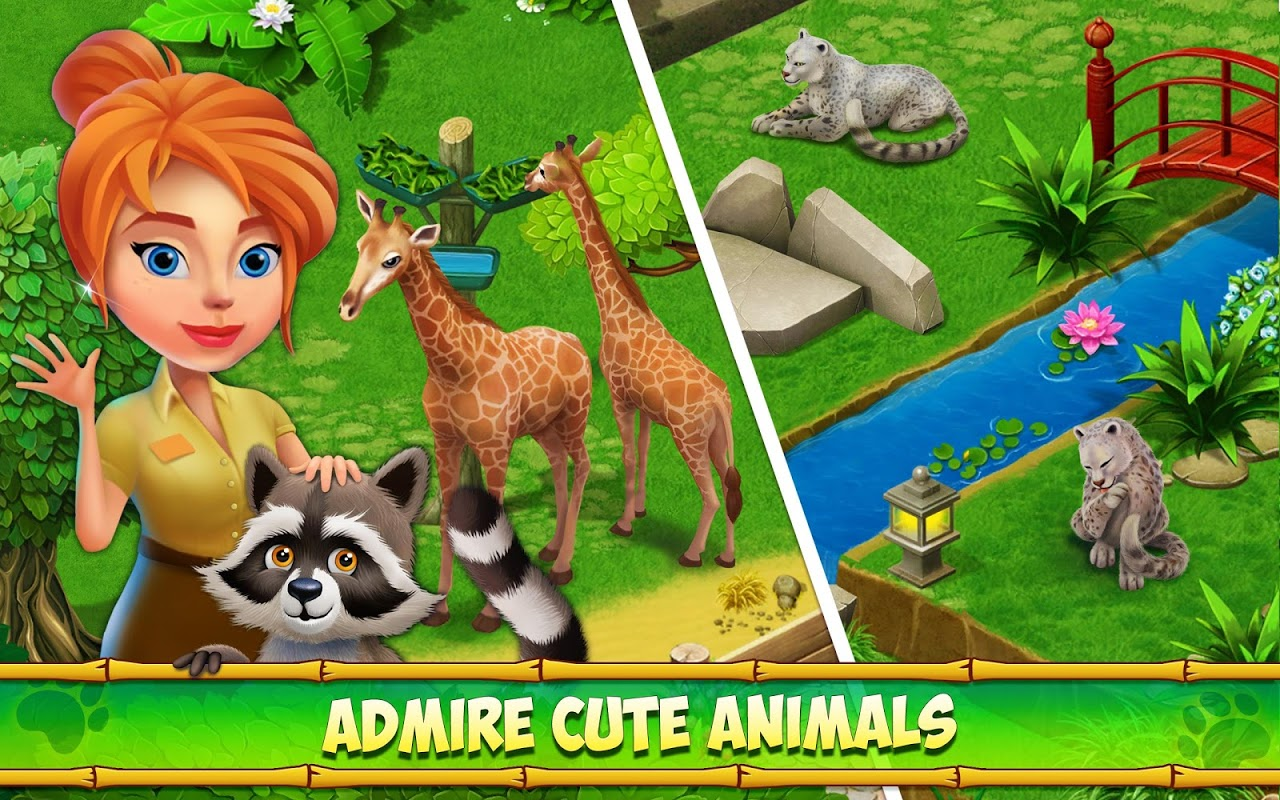 Family Zoo: The Story 1.4.6 Screen 2