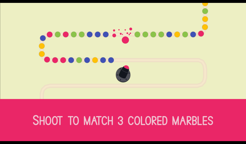 Android Sneak In - Marble Shooter Game Screen 12