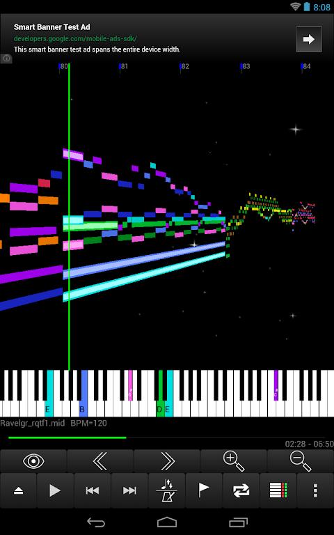 MIDI Voyager Karaoke Player 5.3.3 Screen 9