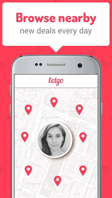 letgo: Buy & Sell Used Stuff 1.9.5 Screen 3