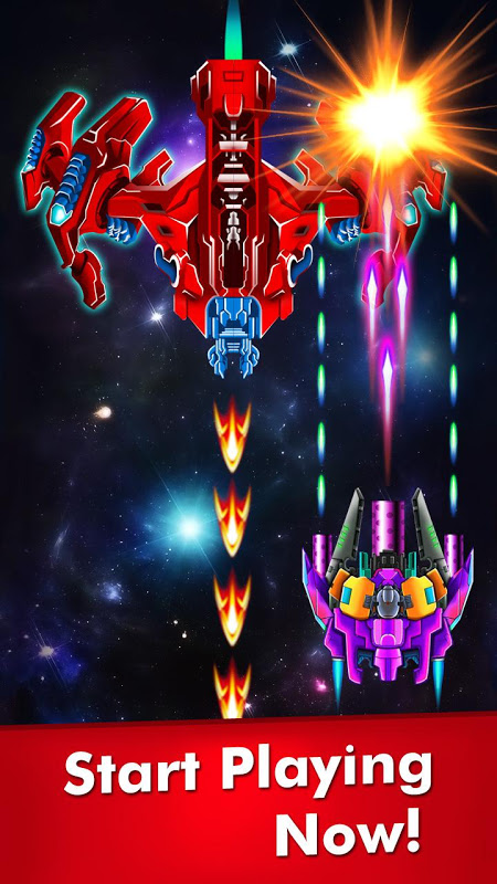 Galaxy Attack: Alien Shooter 5.57 Screen 2