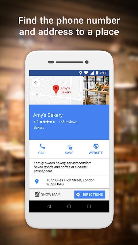 Google Maps Go – Directions, Traffic & Transport 98 Screen 4