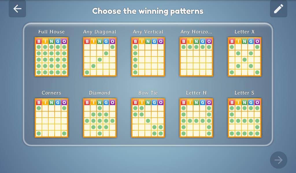 Bingo Set 1.3.0 Screen 15