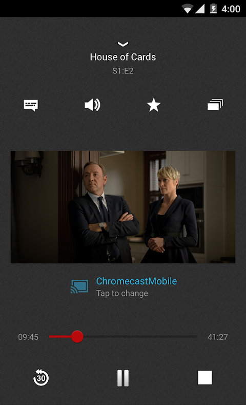 Android Netflix Screen 13