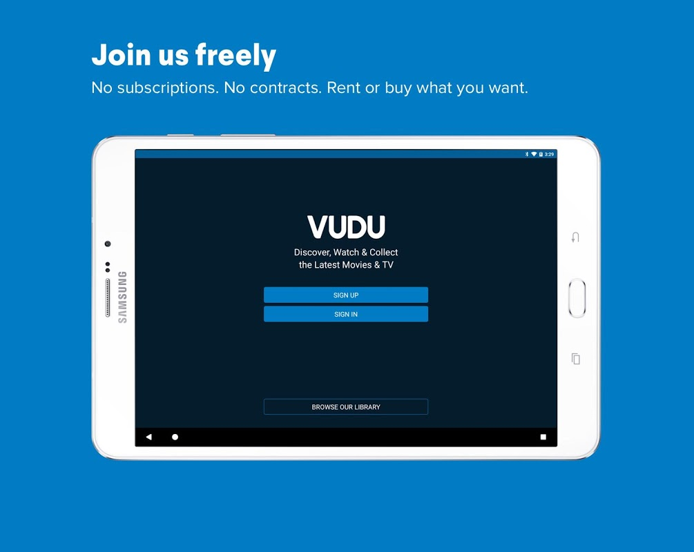 Vudu Movies & TV 4.3.58.123472 Screen 9