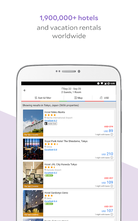 Android Agoda – Hotel Booking Deals Screen 19