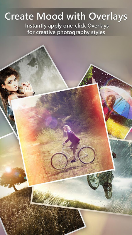Android PhotoDirector Photo Editor App Screen 7