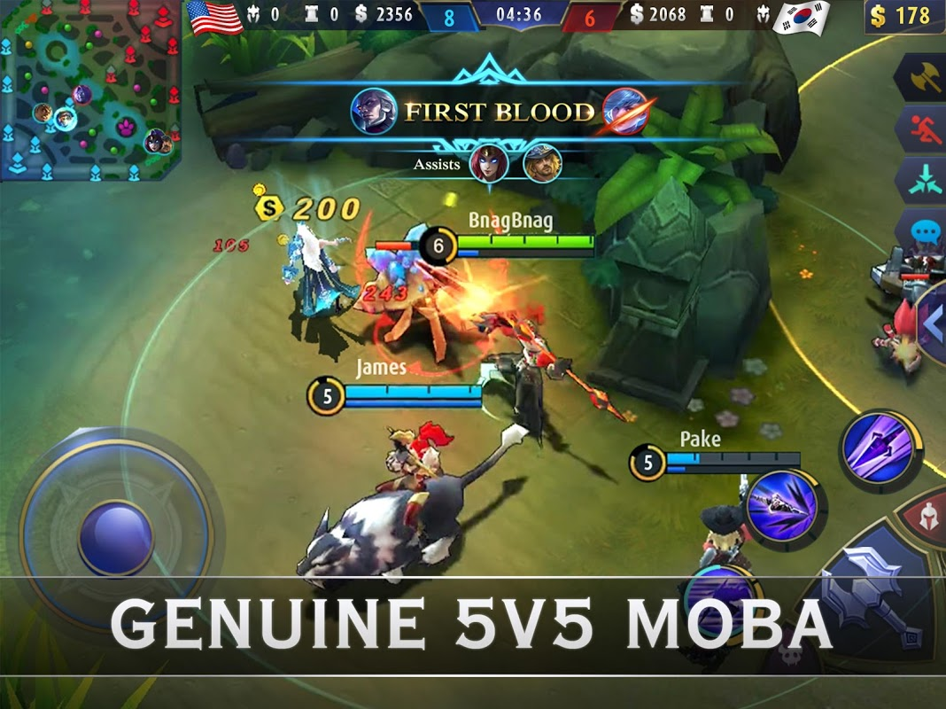 Mobile Legends: Bang bang 1.3.23.3322 Screen 4
