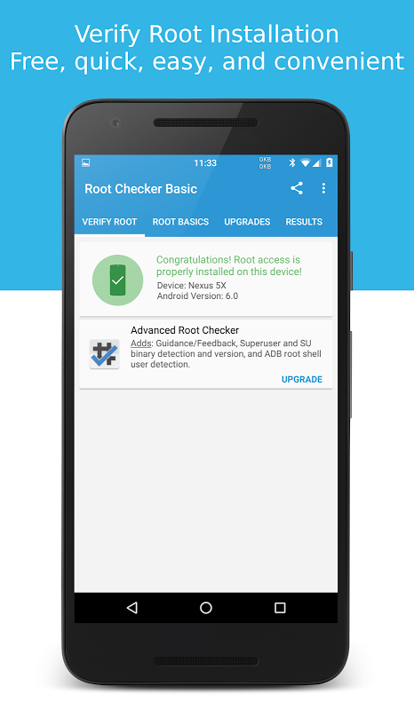 Root Checker 6.1.5 Screen 6