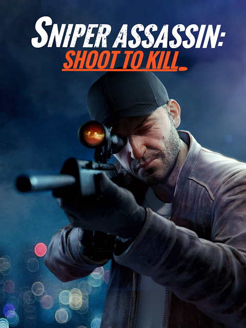Android Sniper 3D Gun Shooter: Free Shooting Games - FPS Screen 1