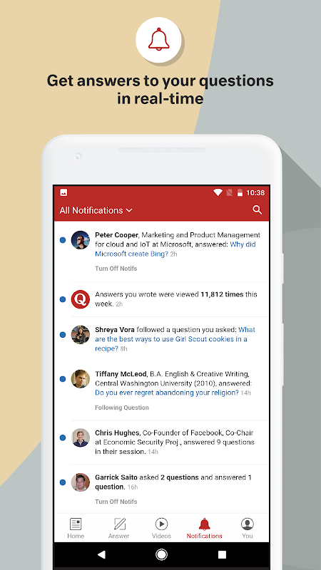 Quora 2.8.16 Screen 4