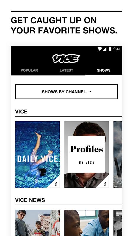 VICE 2.3.2.2 Screen 4