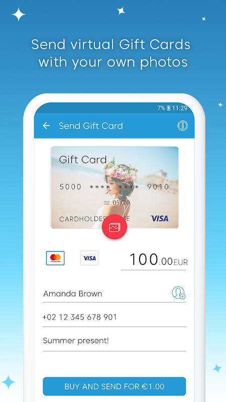 iCard – Digital Wallet for Payment & Loyalty Cards 4.0 Screen 5