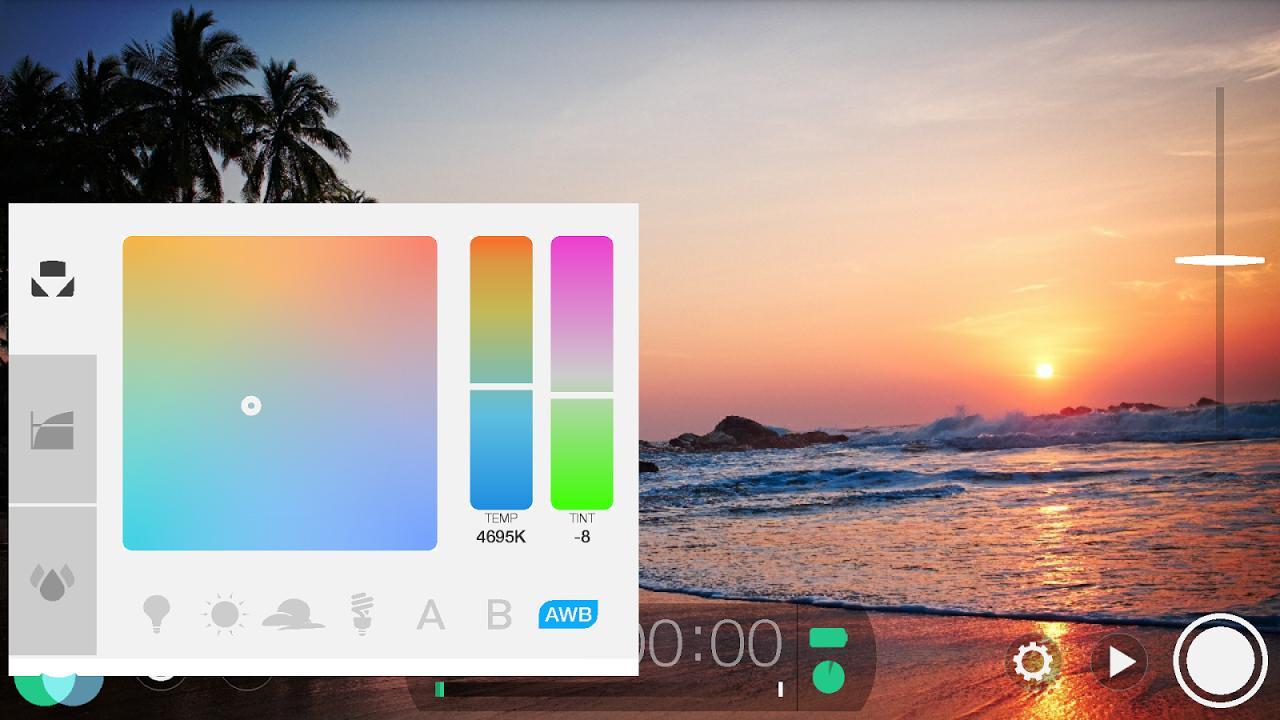 FiLMiC Pro 6.0.2 Screen 1