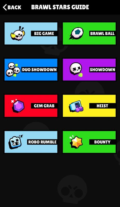 Android Brawl Stars Guide Screen 3