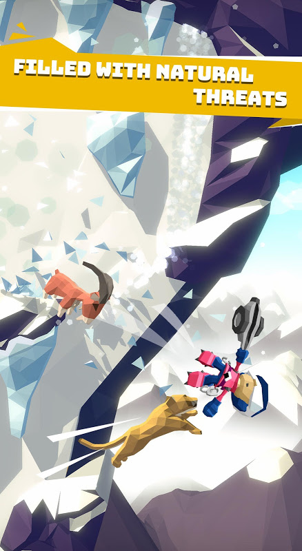 Android Hang Line: Mountain Climber Screen 12