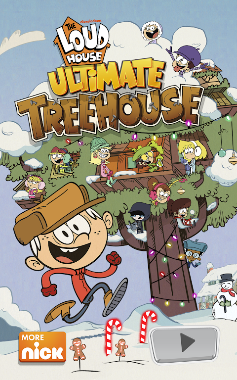 Loud House: Ultimate Treehouse 1.5.1 Screen 11