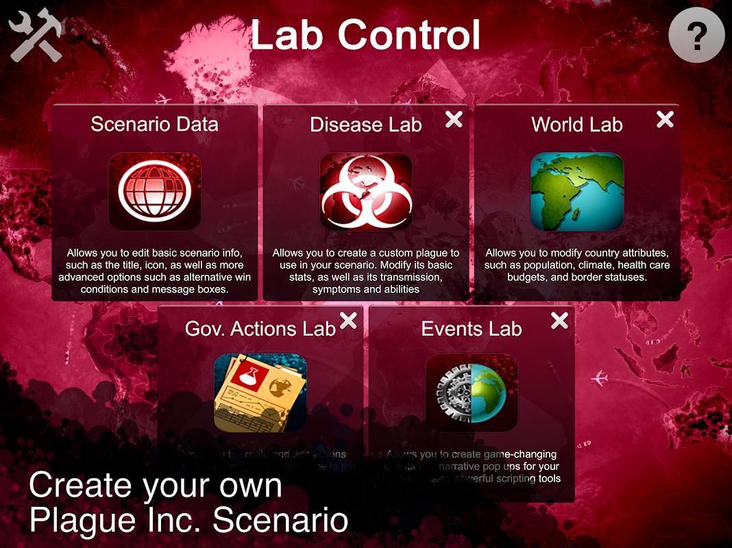 Plague Inc: Scenario Creator 1.1.8 Screen 11