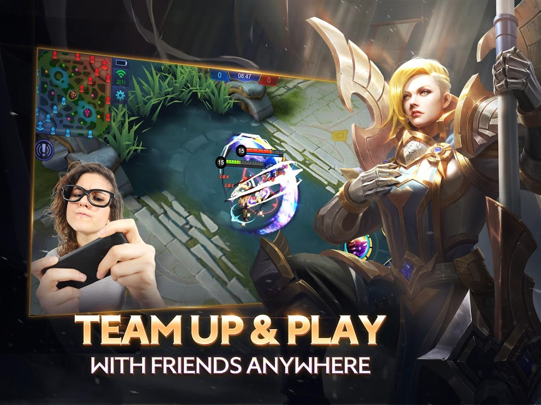 Mobile Legends: Bang bang 1.3.74.3971 Screen 6