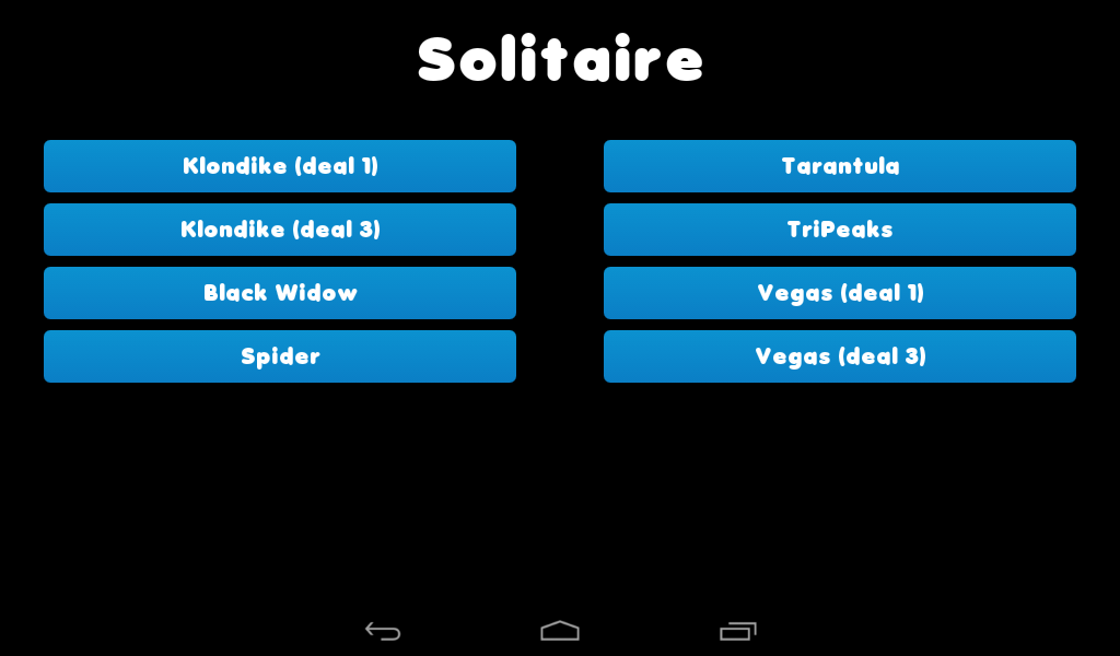 Solitaire 1.1.2 Screen 16