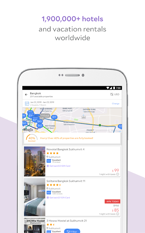 Agoda – Deals on Hotels & Homes 7.34.0 Screen 9