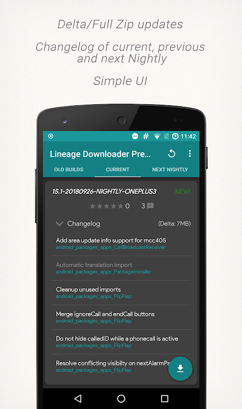 Lineage Downloader 3.3.2 Screen 5