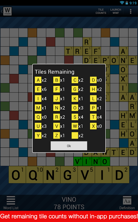 Auto Words With Friends Cheats APKs | Android APK