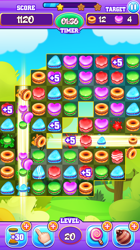 Cookie Forest 1.0.0 Screen 7